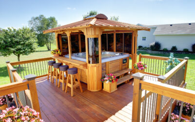 7 Benefits To Owning A Hot Tub in St. Louis, MO