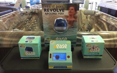 @ease: A Really Cool Spa Sanitization System