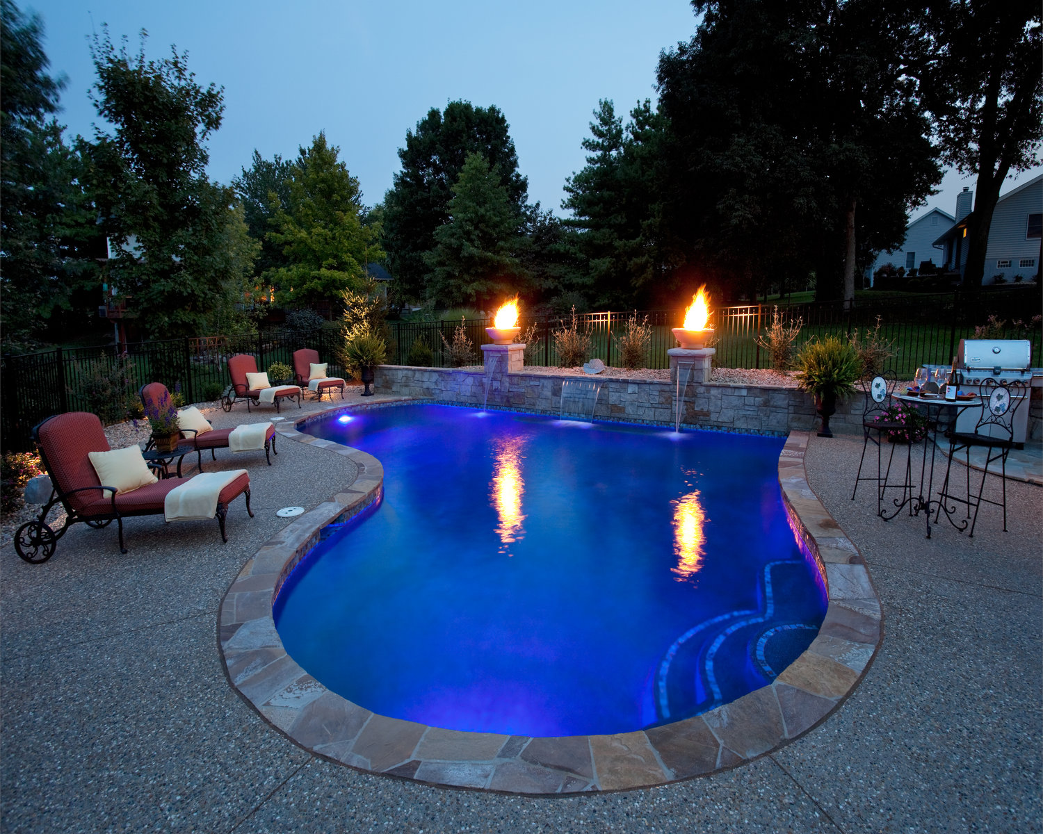 Having an in ground pool installed is an endeavor that you can easily navigate by following the suggestions we have laid out below.