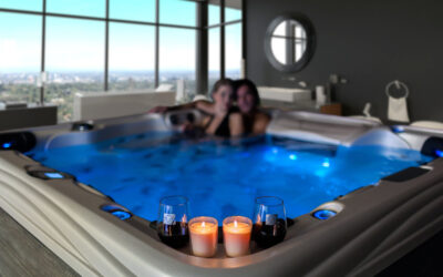 Valentine's Day is Great for Hot Tubs