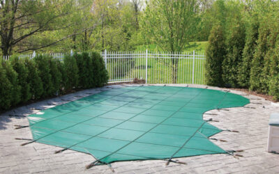 Traditional Winter Cover vs Safety/Solid Spring Cover for In Ground Pools