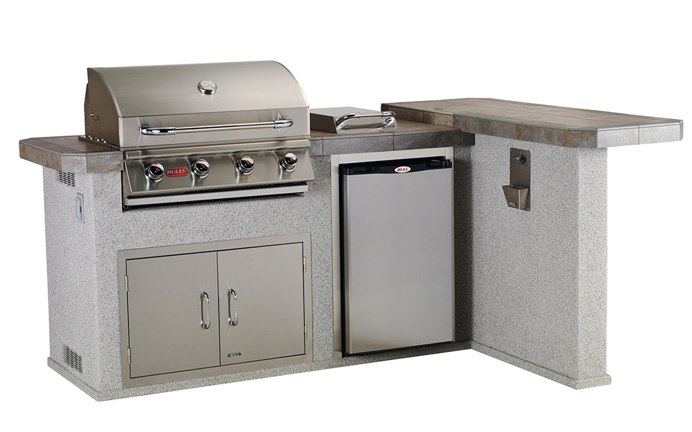 Prestige Pools and Spas St. Louis Outdoor Kitchens BB200