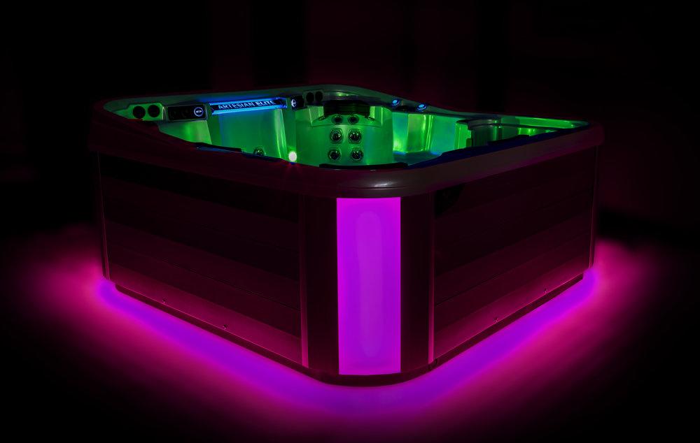 Hot tub Artesian Elite Spas Quail Ridge